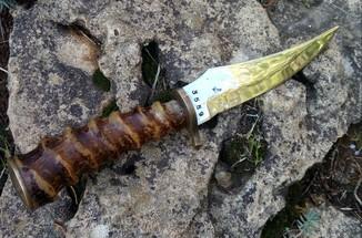 Нож охотничьий , промысловый , модель № 6