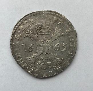 Патагон 1665