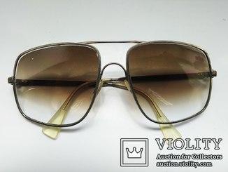 Солнцезащитные очки винтаж (стекло)