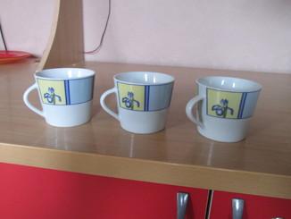 Чайные чашки Германия.
