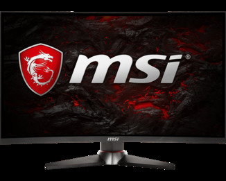 "Монитор MSI Optix 27"" (MAG271CQR) Black"