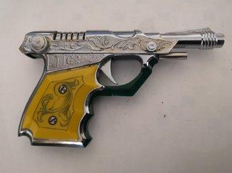 Пистолет-зажигалка, сделано в ИТК