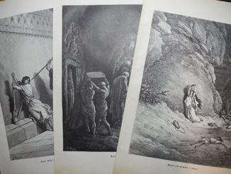 Гюстав Доре. Оригинал. 1885 год. Швеция.