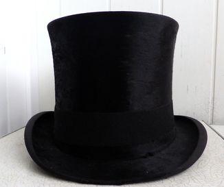 Старинная Английская шляпа колпак