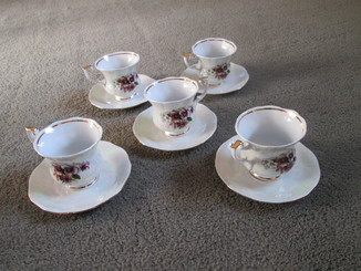 Пять чайных пар польша.