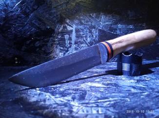 Нож ручная робота ...