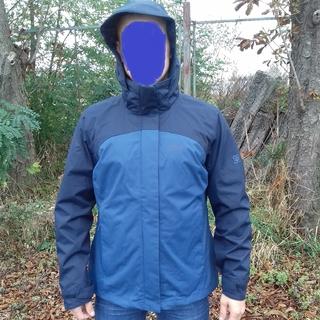 Куртка-Пуховик 2в1 Jack Wolfskin (Розмір-XL)