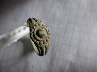 Перстень Рим.