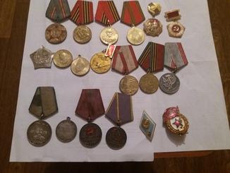 Колекція нагород