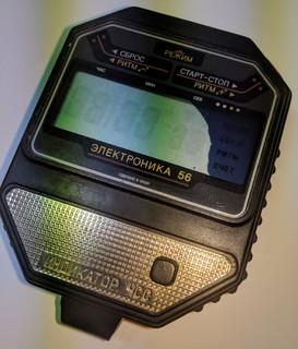Часы Электроника 56