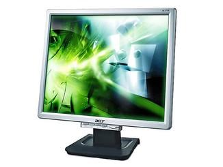 """Монитор 17"""" Acer AL1716s  В комплекте кабеля питания и VGA."""