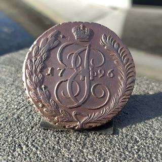 5 копеек 1796г. ЕМ