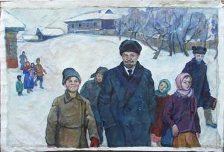Токарев Вячеслав Васильевич.