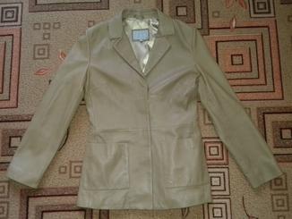 Куртка женская (лайковая кожа)