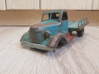 Железный грузовик Зис,КДИ,Днепропетровск