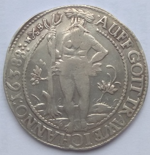 Талер 1638 года