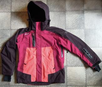 Куртка Bergans подростковая унисекс до 160 см.