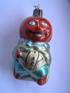 Елочная игрушка Сеньор Помидор