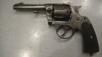 ММГ револьвера Генри Пиппер (совершенство)