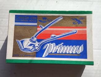 Машинка для стрижки Primus ERN Solingen