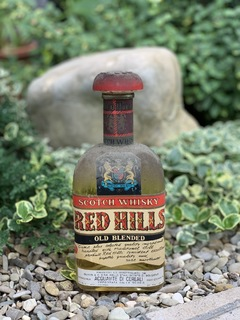 Whisky Red Hills 1960s