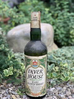 Whisky Inver House 1960s