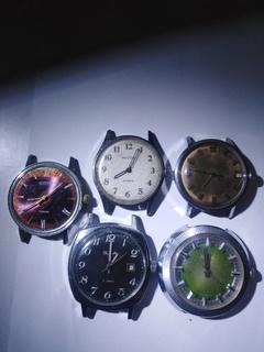Часы СССР. Рабочие.