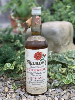 Whisky Malrose 1960s