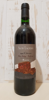 1994 Alois Legeder Cabernet Riserva 12.5vol. 750 ml.