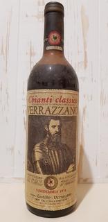 1974  СChianti Classico  Verrazzano  0.750L.   12%vol.
