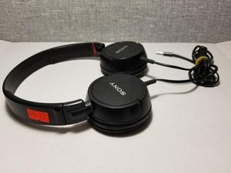 Наушники Sony MDR-ZX100 Оригинал с Германии