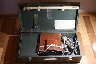 Измеритель мощности дозы (рентгенметр) дозиметр ДП-5Б с хранения
