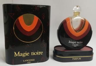 Духи винтажные. Magie noire Lancome 1-я Версия.