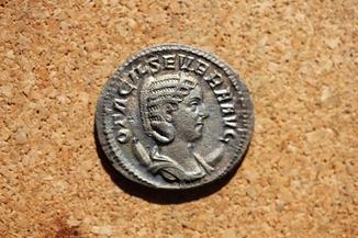 Антоніан Otacilia Severa (+ AD 249) - Silver