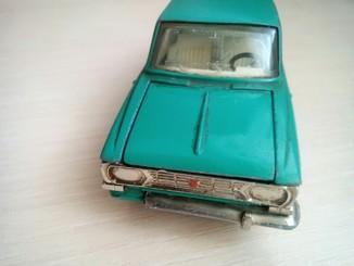 Колекционая машинка москвич 408, модель А 1