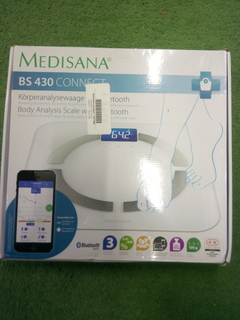 Весы medisana BS 430 connect
