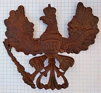 Орел на пікельхельм