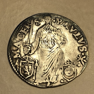 Мачерата, джуліо, 1534-1549 р.р.