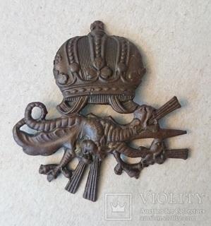 Эмблема пулеметчик