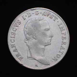 20 Крейцеров 1831 А, Австро-Венгрия