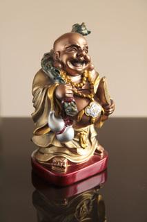 Интерьерная фен-шуй статуэтка Хоттей