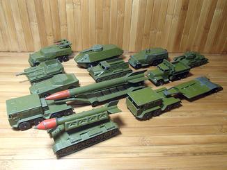 Военная техника ТПЗ СССР