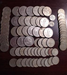 Юбилейные и обиходные монеты