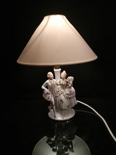 Настольная лампа /Gerold Porzellan/Германия