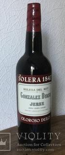 """Херес,,Oloroso Dulce"""". Іспанія / 1981"""