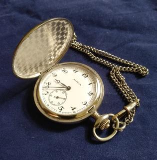 Часы карманные Alpina (Швейцария)