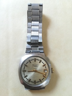 Часы Poljot 17 jewels made in USSR №824851