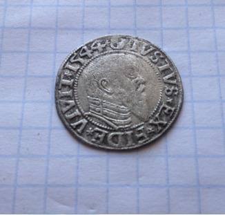 Грош 1544 года Пруссия