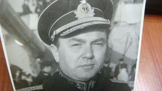 Вице адмирал СССР Владимирский Лев анатольевич