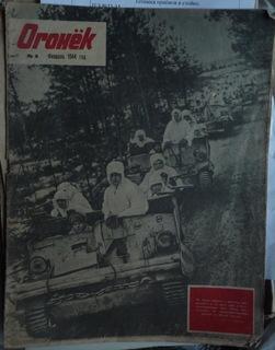Огонёк 1944 г.